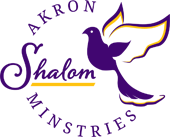 Akron Shalom Bible Studies Ministry Website Logo